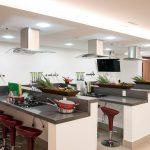 Aulas da Semana na Oficina Gourmet do Taguatinga Shopping