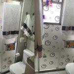 Adesivos divertidos para box de banheiro