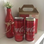 Coca-cola Vanilla e Coca-cola Cherry, agora no Brasil