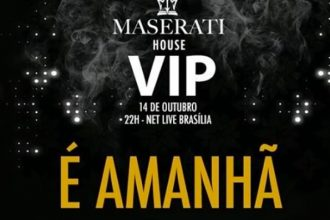 Maserati House tem sua 3ª edição dia 14 de outubro