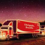 Campanha de Natal da Coca-cola + Caravana de Natal em Brasília