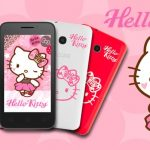 Celular Alcatel Hello Kitty