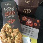 Mr. Cheney inaugura cookie Store no Parkshopping