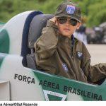 Aviões da Força Aérea Brasileira aterrissam no Taguatinga Shopping