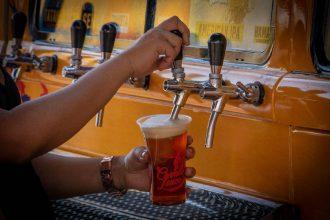 Feira de cervejas artesanais este fim de semana no Pátio