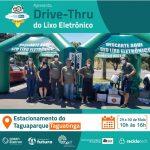 TAGUATINGA RECEBERÁ DRIVE THRU DO LIXO ELETRÔNICO